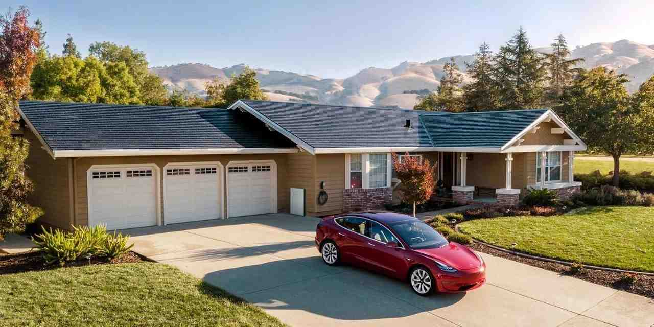 How long is the wait for Tesla solar roof?