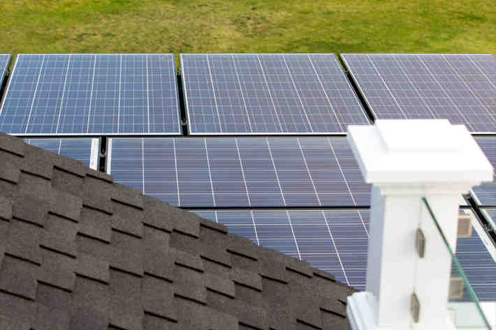 How much does a Tesla solar roof cost?