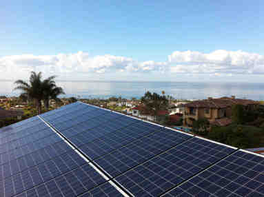 How much will solar cost for a 2000 square foot home?