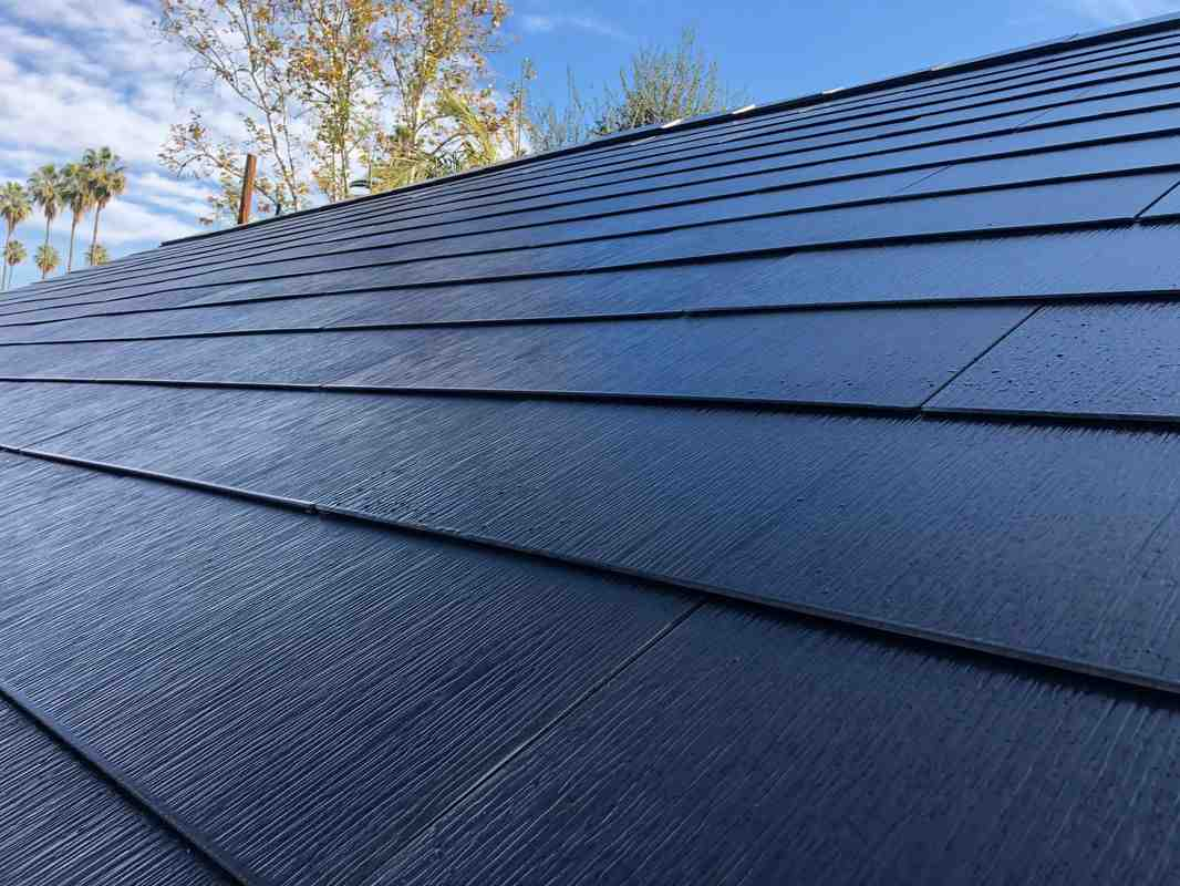 Is there a waitlist for Tesla solar roof?