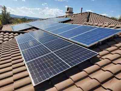 Is there free solar in California?