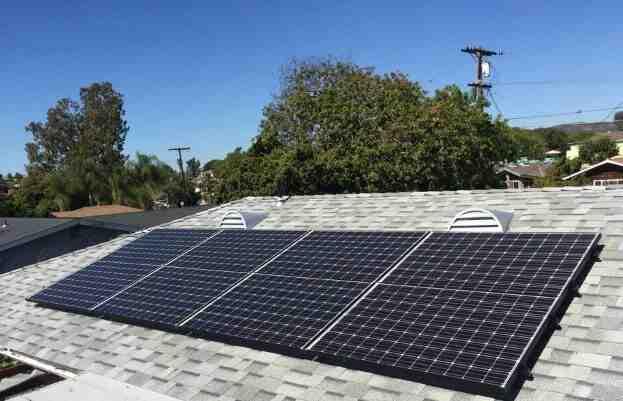 Lg solar panels san diego