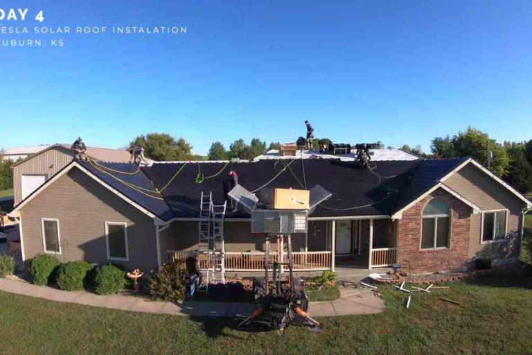 Tesla solar roof san diego
