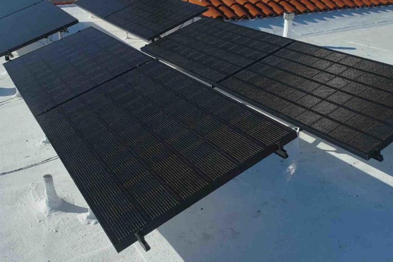 Used solar panels san diego