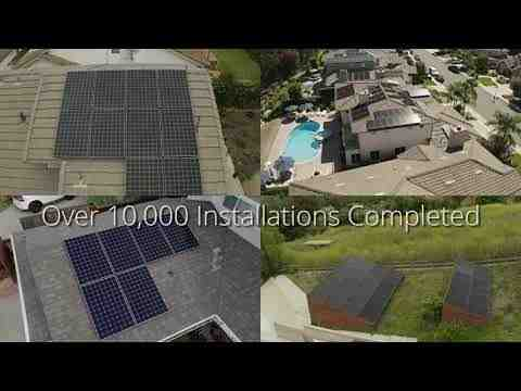 What is the best solar program in California?