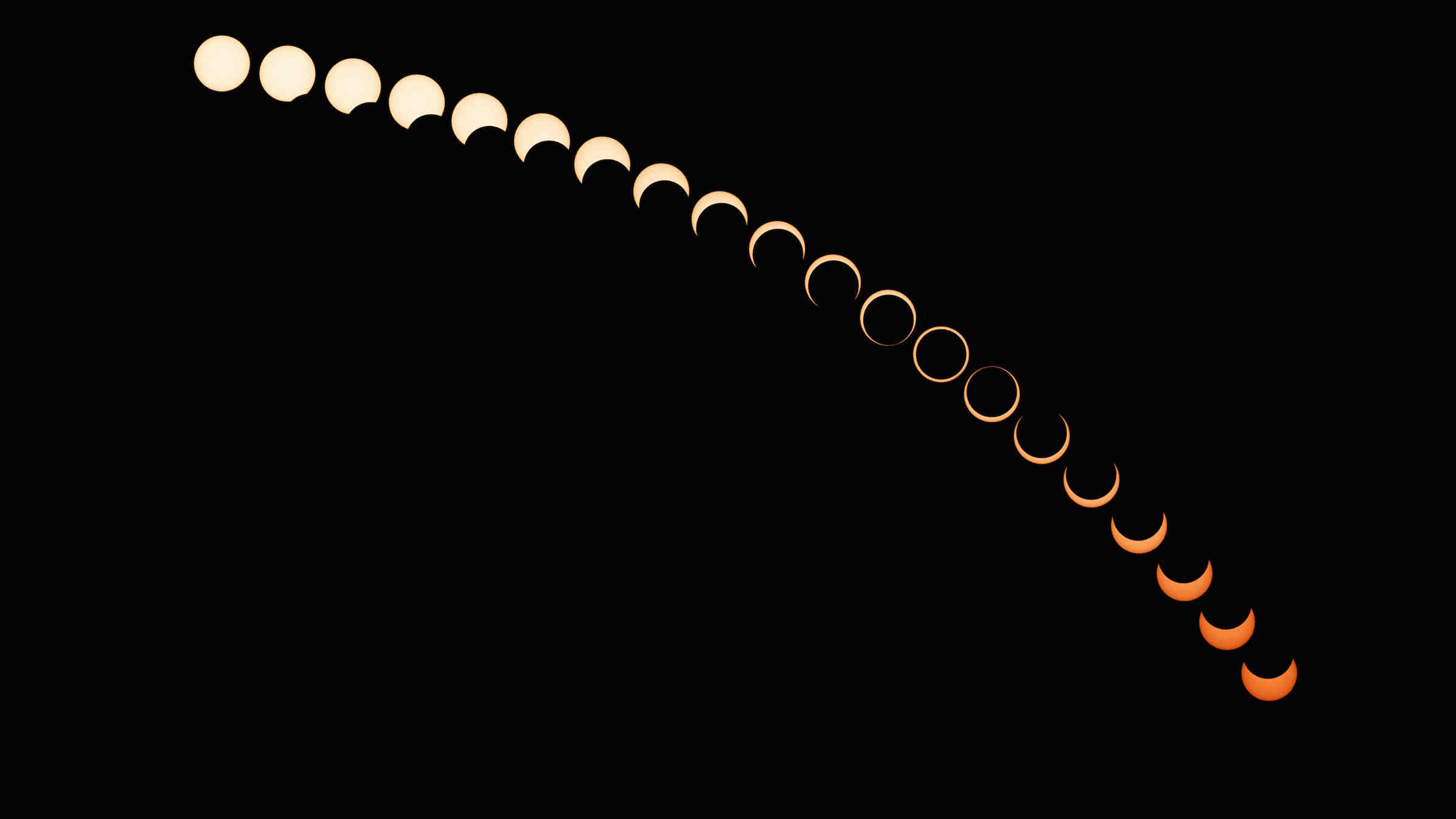 What time is the ring of fire eclipse 2021?