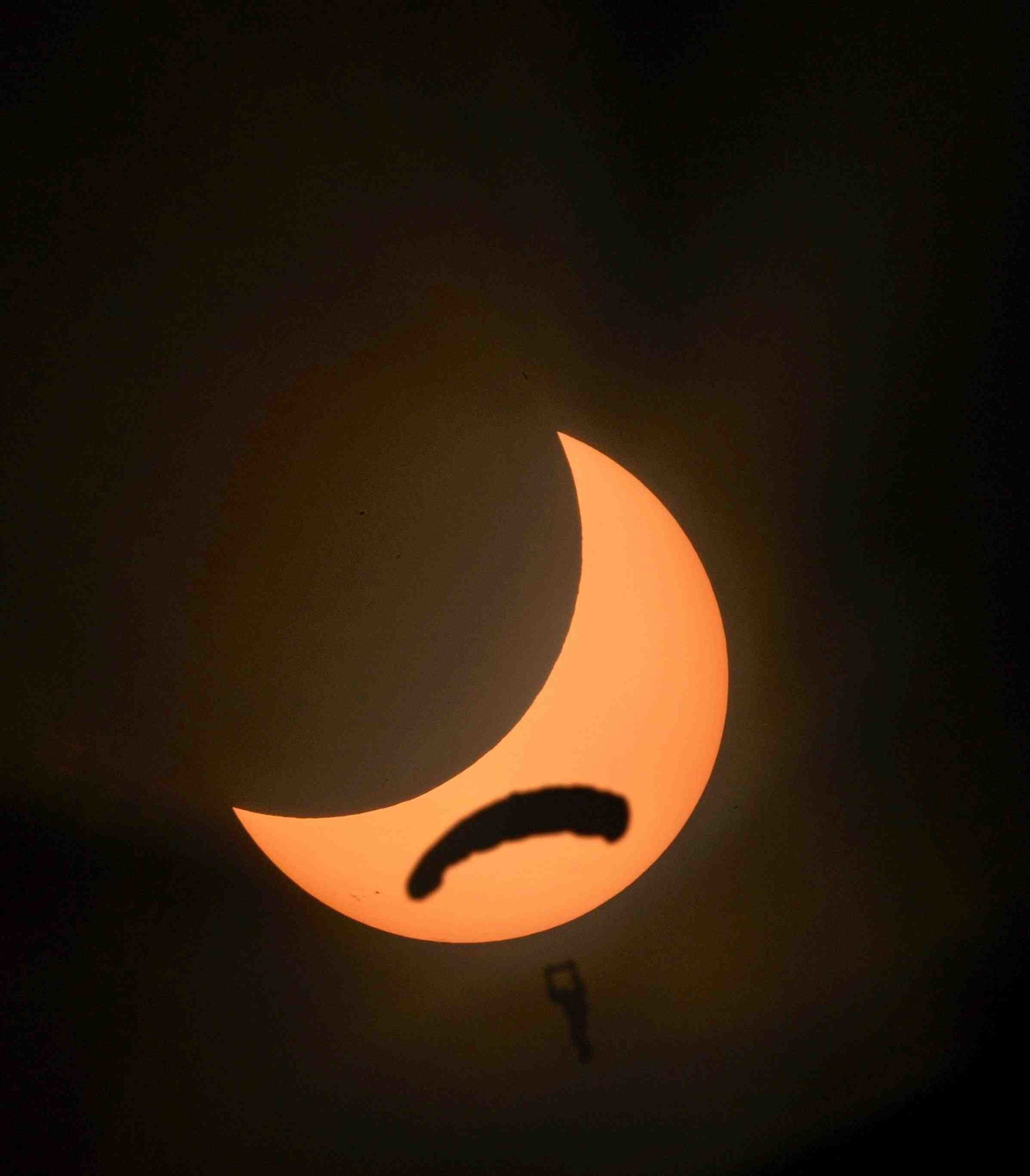 Will the eclipse be visible in California?